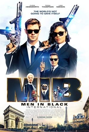 Men in Black: International (2019) [Movie]